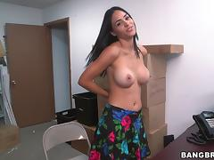 Audition, Audition, Backroom, Backstage, Big Tits, Casting