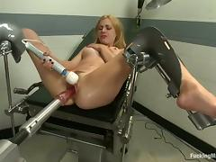 All, Fucking, Machine, Masturbation, Pussy, Vibrator