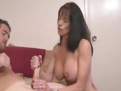 Chubby Titties stepmom brings Distraction