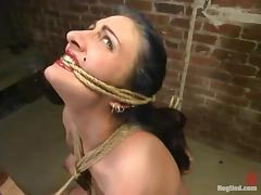 Allure, Adorable, Allure, BDSM, Bondage, Brunette