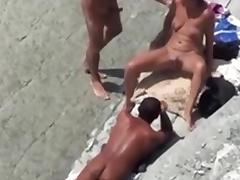 cuckold strand wife dogging fun