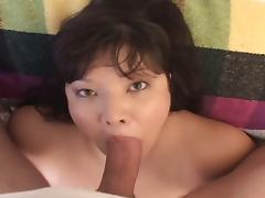 Asian BBW, Asian, BBW, Big Ass, Big Tits, Brunette