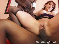 Black Mature, Banging, Black, Cumshot, Ebony, Group