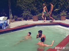 8Teenboy Video Jessie Montgomery and Damon Archer