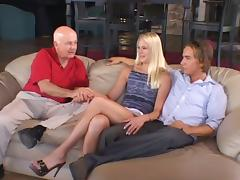 Cuckold Reality Video as a Guy Watches his Wife Fuck