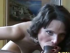 Black Mature, Babe, Big Cock, Black, Brunette, Ebony