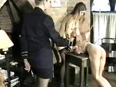 punishment of two girls