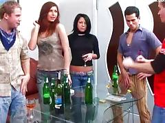 Student Sex Parties -  Drunk students 11