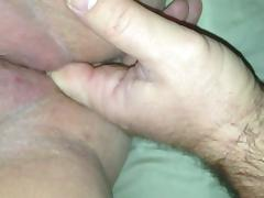 Wet Pussy Masturbation & Finger in Ass