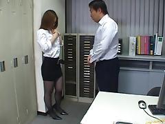 Nagomi Momono Asian beauty is a hot teacher