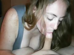 Blowjob with no hands