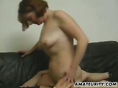 Strip, Amateur, Brunette, Hardcore, Penis, Riding