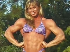 Bodybuilder, Muscle, Bodybuilder