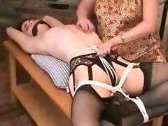 Bondage, Bondage, Bound, Mature, Older, Mature Fetish
