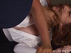 Hot and ready Tsubasa Amami is a hot fuck